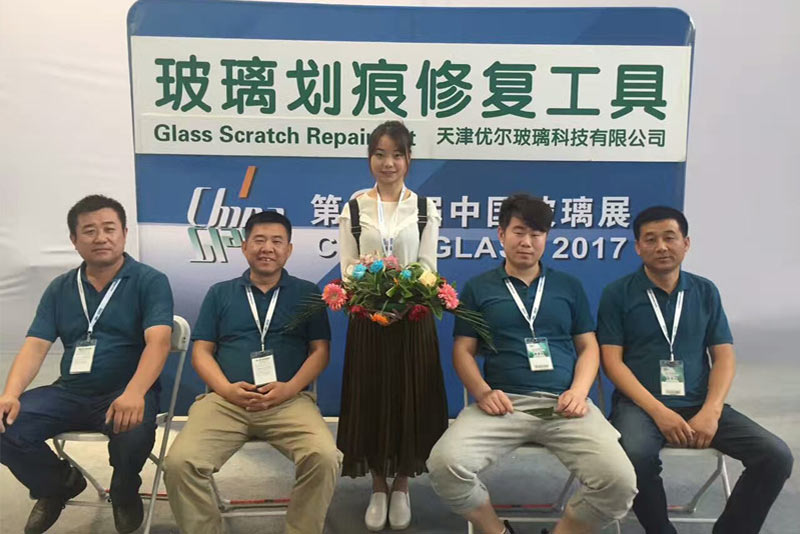 The 28th China Glass Exhibition ended perfectly!