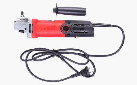Common speed regulating angle grinder (Non-constant power)